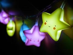 Stars (lauracastillo5) Tags: stars decor home night lights colors beautiful cute photography