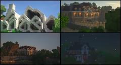 Mansion (Xoyjaz) Tags: minecraft