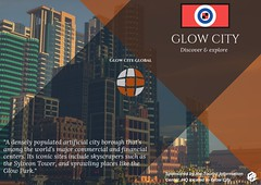 Glow (Xoyjaz) Tags: minecraft