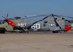 156484 SH-3D HS-3 AU-60 (RedRipper24) Tags: militaryhelicopters helicopter preservedaircraft navalmusuem museumofnavalaviation pensacola naspensacola