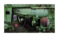 (giovdim) Tags: greece ierissos color auto old machine tractor vehicle farmtractor