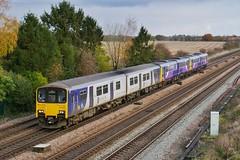 Blackpool Mashup (JohnGreyTurner) Tags: br rail uk railway train transport colton york yorkshire diesel engine dmu northern 150 class150 sprinter