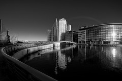 Photo of Salford Quays