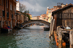 The canals and bridges of Venice (Peter Meade) Tags: travelphotos venice venicelife venicephotos venetian canal canals bridge bridges pjmeade petermeade canoneos5dmarkiii