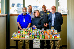 Food for Fines (Greenville, NC) Tags: greenville nc north carolina food for fines canned drive charity parking ticket