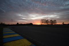 Amanecer en el circuito (Sergio Mamola) Tags: circuito kart karting circuit amanecer