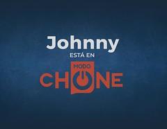 johnny está en Modo Chone (GadChoneEC) Tags: johnny modo chone
