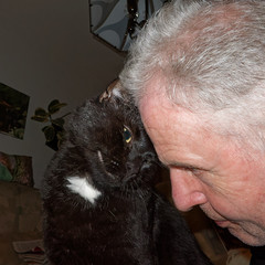 Timmy and me (wolfgang.kynast) Tags: happycaturday toys timmy peopleandpets smileonsaturday