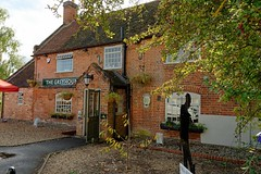 Haynes, Greyhound (Dayoff171) Tags: haynes boozers bedfordshire pubs publichouses unitedkingdom uk england europe gbg greatbritain gbg2020 village greeneking mk453qd