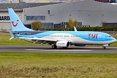 OO-JAU_03 (GH@BHD) Tags: oojau boeing 737 738 737800 b737 b738 7378k5 tb tuiairlinesbelgium belfastcityairport bhd egac aircraft a aviation airliner