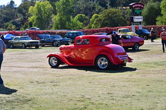 Gorgeous Coupe (Les Traveller) Tags: mariposa california gowest festival