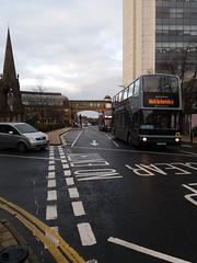 Transdev 2721 - Not in Service (fbologna98) Tags: harrogate uk yorkshire yorkshirebus transdev prideofthenorth harrogatebuscompany doubledecker doubledeckerbus volvo volvobus b7tl plaxton president