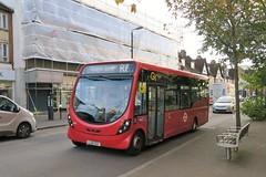 11015 20191113 London General LJ12 CGY (CWG43) Tags: bus uk londongeneral goaheadlondon ws8 lj12cgy wright streetlite wf bluetriangle
