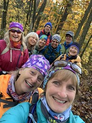 Tami Stagman (North Country Trail) Tags: hike100nct hikethenct ilovethenct northcountrytrail nct challenge greatnorthcollective explore exploremore discover discovermore blueblazes upnorth greatoutdoors adventuremore hiking hikemoreworryless outdoors nature backpacking camping findyourway findyourtrail findyourpark getoutside whyihike friends grouphike michigan puremichigan smittenwiththemitten lowerpeninsula fall autumn colors