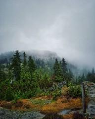 Foggy Brockton Peak (BenRogersWPG) Tags: foggy brockton peak android samsung galaxy note 5 foggybrocktonpeak samsunggalaxynote5 instagram