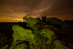 Green Monsters in the Dark (Ken Krach Photography) Tags: westvirginia dollysods