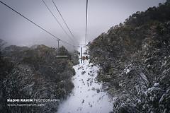 Mt Buller scenic chairlift (Naomi Rahim (thanks for 5 million visits)) Tags: mtbuller mountbuller victoria australia 2019 landscape nature snow winter alpine bush rural travel travelphotography nikon nikond7200 chairlift
