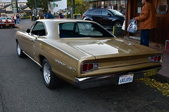 Dodge Coronet 440 (Les Traveller) Tags: mariposa california gowest festival