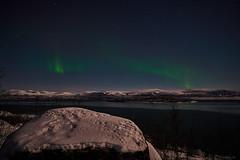 Abisko norrsken 20191115 (johan.bergenstrahle) Tags: 2019 abisko aurora captureone evening finepicsse kväll landscape landskap natur nature norrsken northernlight sea sverige sweden vinter winter november