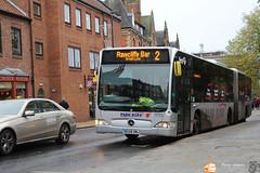 First York 11113 (Pavlos Andreas - Transport Photography) Tags: mercedes citaro gelenk gelenkbus york bus autobuz uk first
