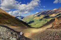 Ophir Pass summit (Chief Bwana) Tags: co colorado ophir ophirpass mountainpass 4wd 4x4 offroading offroad psa104