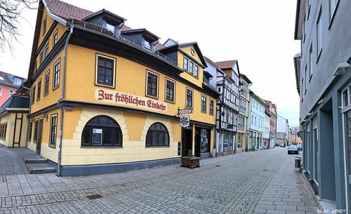... the old town of Meiningen