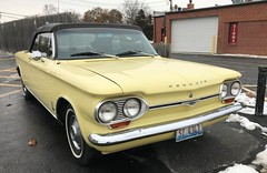 1964 Chevrolet Corvair, Villa Park IL (rog enga) Tags: villapark il chevrolet corvair