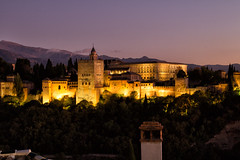 La Alhambra (José Luis Esteve) Tags: granada nocturnas alhambra albaicin españa andalucía
