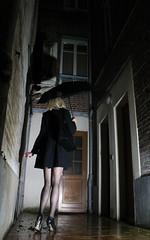702 (Lily Blinz) Tags: crossdressed crossdresser transvestite travesti trans trav transgender transgenre tranny lily lilyblinz collant pantyhose heel tights blinz