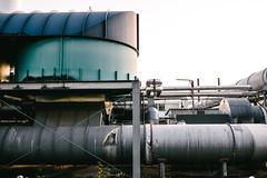 Tubes (Role Bigler) Tags: burgdorf emmental fujifilmxt2 fujinonxf23mm114r industrie industry schweiz suisse svizzera switzerland tube tubes