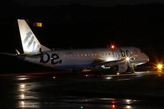 E175 G-FBJH FlyBE - Edinburgh Airport 15/11/19 (robert_pittuck) Tags: e175 gfbjh flybe edinburgh airport 151119