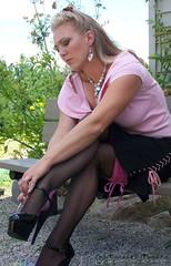 Foot-Fetish-Trample-BittaVonSweet 1 (Bitta VonSweet) Tags: footworship trample femdom bittavonsweet sexy milf feet barefoot footfetish sexyfeet nylons pantyhose highheels
