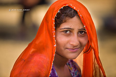 woman from Rajasthan - Femme du Rajasthan ( Jean-Yves JUGUET ) Tags: inde india woman femme asie asia