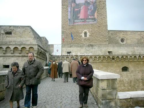 Bari (BA), 2007, Castello Normanno - Svevo.