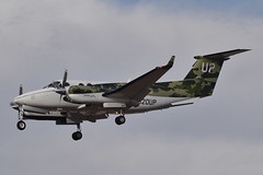 Wheels UP Super King Air 350 (N890UP) LAX Approach 1 (hsckcwong) Tags: gamaaviation wheelsup beechb300superkingair350 b300superkingair350 superkingair350 n890up lax klax