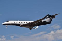 Hum-Air Too LLC (Nike) Gulfstream G600 (N1KE) LAX Approach 2 (hsckcwong) Tags: humairtoollc nike gulfstream g600 gvi n1ke lax klax