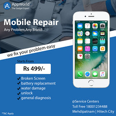 mobile repair (Appworldindia) Tags: likeforlikes apple iphone5s repair services iphone macbook imac ipad follow india samsung online service quality ios smartphone like good appworld
