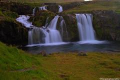 Kirkjufellsfoss+1_1345_TCW (nickp_63) Tags: kirkjufellsfoss waterfall falls cascade iceland snaefellsnes peninsula long exposure canon 7d nature grundarfjordur foss water kirkjufell