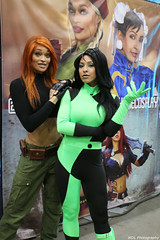 IMG_6453 (willdleeesq) Tags: comicconla cosplay cosplayer cosplayers lacc lacc2019 lacomiccon lacomiccon2019 losangelescomiccon losangelescomiccon2019 disney disneycosplay kimpossible shego aliciamarie utahime losangelesconventioncenter