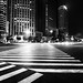 Lujiazui Road, Shanghai ~ Maybe not the longest zebra crossing in the world but still a little daunting given the time you get to cross !