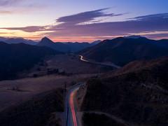 Mulholland Highway (Eric Zumstein) Tags: clouds mulholandroad agourahills california unitedstatesofamerica drone
