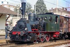 M.F.P. T3 (1907) (Maurizio Boi) Tags: treno train zug rail railway railroad ferrovia eisenbahn locomotiva locomotive old oldtimer classic vintage vecchio antique mfp t3 vapore steam locomotivaavapore steamlocomotive