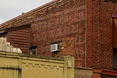 Hardware Ghost Sign, Wabasha, MN (Robby Virus) Tags: wabasha minnesota mn hardware ghost sign signage faded ad advertisement wall brick painted