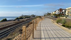 Coastal Rail Trail - Cardiff by the Sea to Encinitas, California (ANiceCupofTea) Tags: coastalrailtrail california cardiffbythesea encinitas cycling walking brompton biking