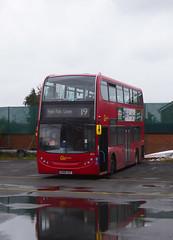 GAL EN4 -SN58CEF - NSF - BX BEXLEYHEATH BUS GARAGE - FRI 15TH NOV 2019 (Bexleybus) Tags: goahead go ahead london bx bexleyheath bus garage depot kent da7 tfl route 19 adl dennis enviro 400 en4 sn58cef firstbus