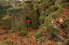 Entrée Grotte des Tufs - Les Planches-près-Arbois - Jura (francky25) Tags: entrée grotte des tufs les planchesprèsarbois jura franchecomté karst automne