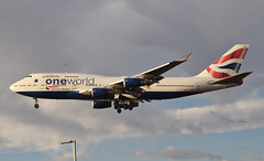 British Airways One World Livery 747-436 (G-CIVZ) LAX Approach 4 (hsckcwong) Tags: britishairways 747436 747400 747 oneworldlivery gcivz lax klax