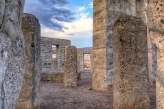 Inside the Stonehenge Replica (sibnet2000) Tags: stonehenge stonehengereplica washington washingtonstate war warmemorial maryhill maryhillwa