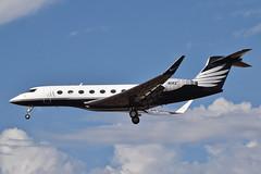 Hum-Air Too LLC (Nike) Gulfstream G600 (N1KE) LAX Approach 3 (hsckcwong) Tags: humairtoollc nike gulfstream g600 gvi n1ke lax klax