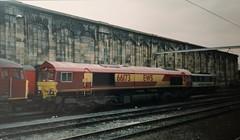 Carlisle. (Sneeze82) Tags: 66173 class66 ews englishwelshandscottishrailway carlisle